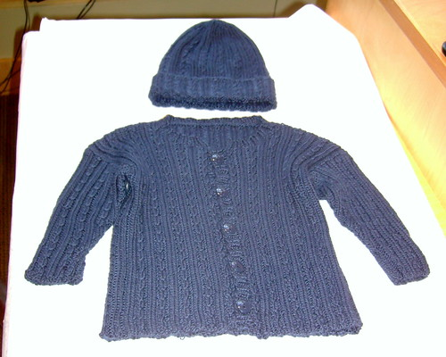 DB-cabled-baby-sweater