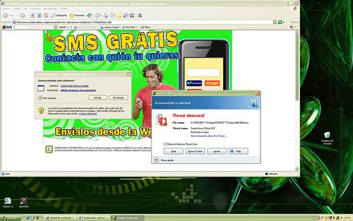 Virus-clubmovilisto y archivos temp