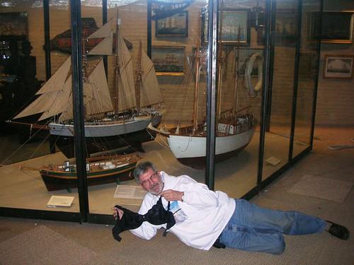 Olga at Oslo Maritime Museum #5