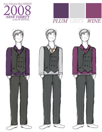 NINETHRITY mens sketch options
