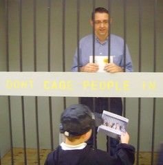 You'll be in here someday too (Help the Aged campaigns) Tags: old people cage rage help age eastbourne older aged petition nigel discrimination ageism waterson
