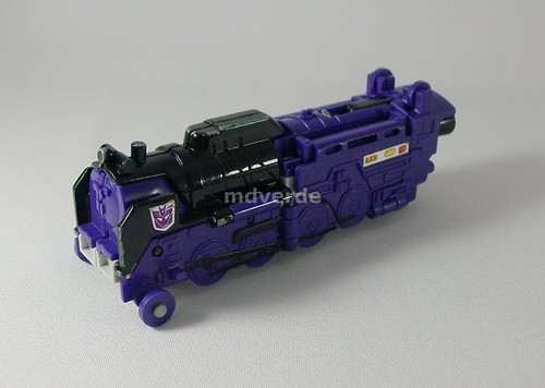 Transformers Astrotrain G1 - modo tren