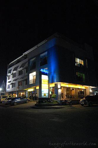 Soledad Suites Facade, Bohol