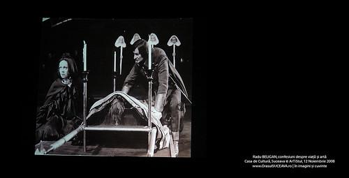 12 Noiembrie 2008 » Radu BELIGAN, confesiuni despre viaţă şi artă by OrasulSUCEAVA.ro