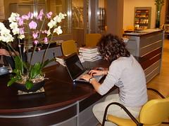 Experiencia 2.0 en la biblioteca de Muskiz