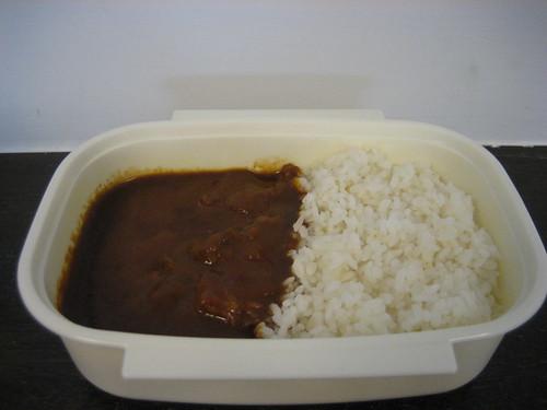 流星之絆料理包 林式燴飯 004