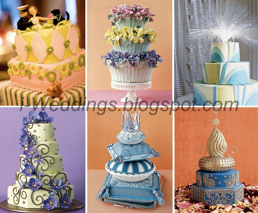 iLoveThese Wonderfully Unique Cakes 3