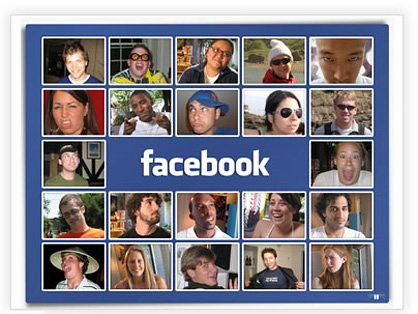 facebook logo. Logo Facebook