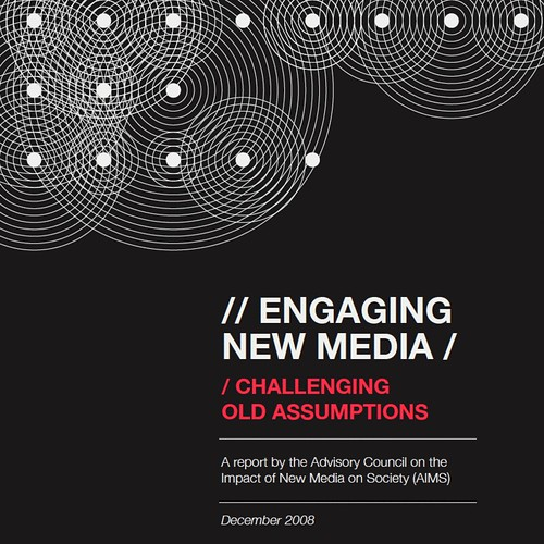 Engaging New Media (AIMS Report Dec 2008)