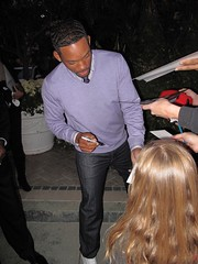 will smith signing autographs