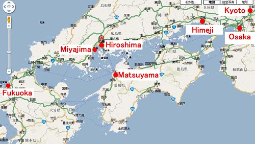 hiroshima location