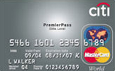 Citi PremierPass Credit Card