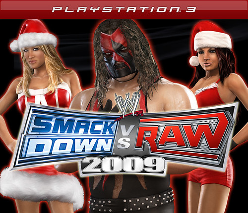SmackDown vs Raw 2009 | Flickr - Photo Sharing!