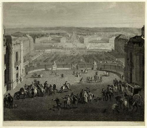005-Palacio de Versalles 1838