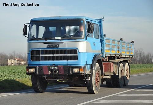 Fiat 619(camion) pura potencia