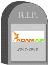 Adam Air Tombstone