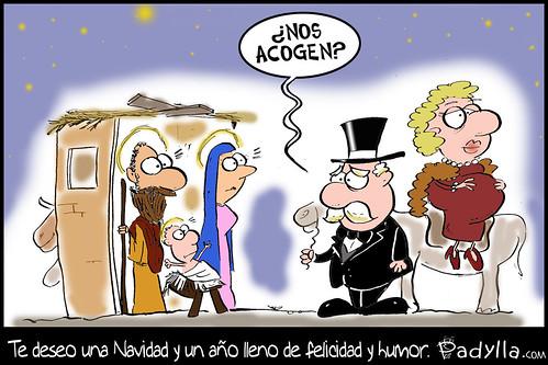 Padylla: Feliz Navidad