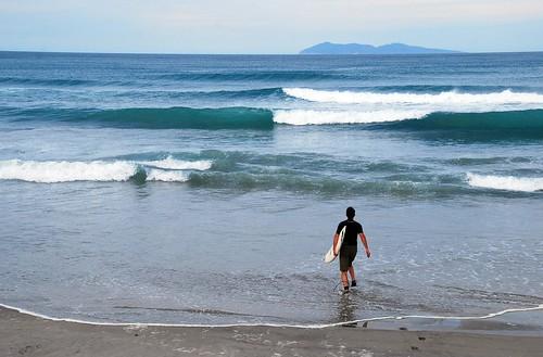 finally! surf!