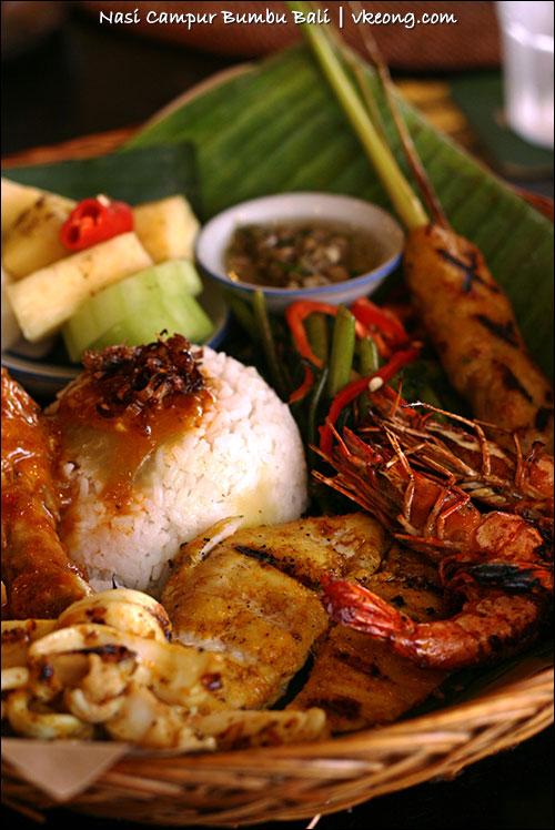 Bumbu Bali Bandar Puteri Puchong Malaysia Food Travel Blog