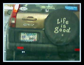 LifeIsGoodCar by you.