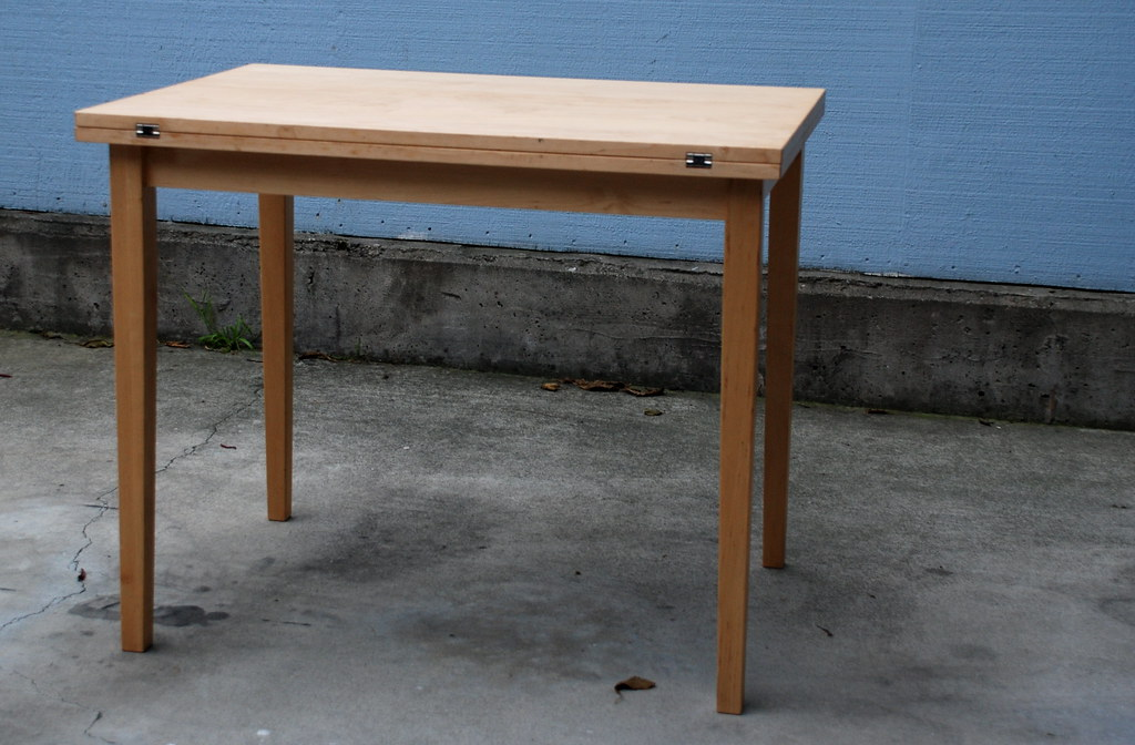 Folding Table - Closed