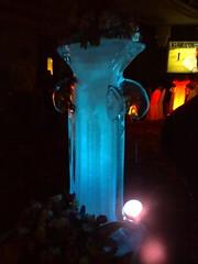 Ice pillar (wedding ceremony)