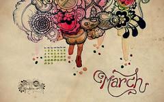 March desktop - 1680x1050