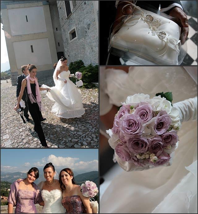 Wedding at Mezzegra Church Lake Como