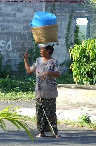 Onderweg op Bali 2009