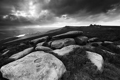 Derwent Edge (andy_AHG) Tags: sunset rural outdoors evening spring rocks derwentvalley derbyshire peakdistrict scenic moors pennines darkpeak ladybowerreservoir britishcountryside derwentedge northernengland landscapephotography beautifullandscapes wheelstones easternedges whitetor