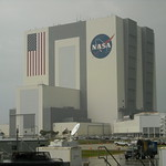 The VAB, Unphased by the Storm