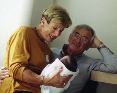 Danielle's parents