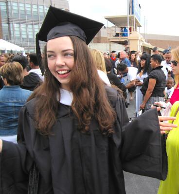 Graduation Jubilation!