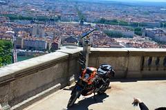 KTM 125 DUKE (Quentin Ambassadeur KTM 125 DUKE) Tags: orange race alpes fun nikon power duke super ktm ready to ambassador squad smt wheeling quentin stunt 125 rhone ambassadeur rc8 d7000