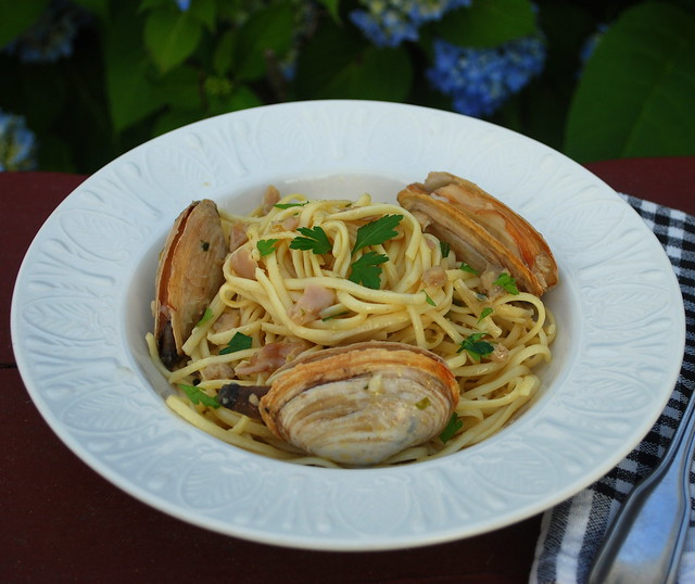 Linguini Clam Sauce