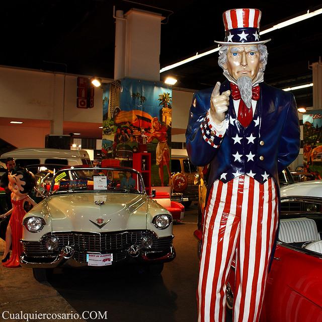 El coche del Tío Sam