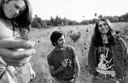 Nirvana With Chad Channing (by Just Nevermind)