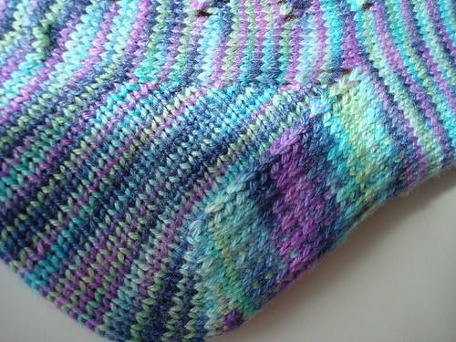 FO Pagoda Lace Socks 003