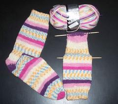 Easter Socks - Meilenweit