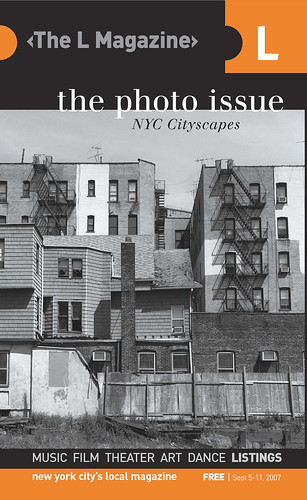 Flickr: Discussing The L Magazine call for submissions in