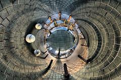Uncomfortable stools (heiwa4126) Tags: panorama japan geotagged tokyo 360 panoramic handheld hdr hdri itabashi stereographic hugin ptgui d80 hapala dynamicphotohdr funato funatomizubepark geo:lat=357916714 geo:lon=1396728606