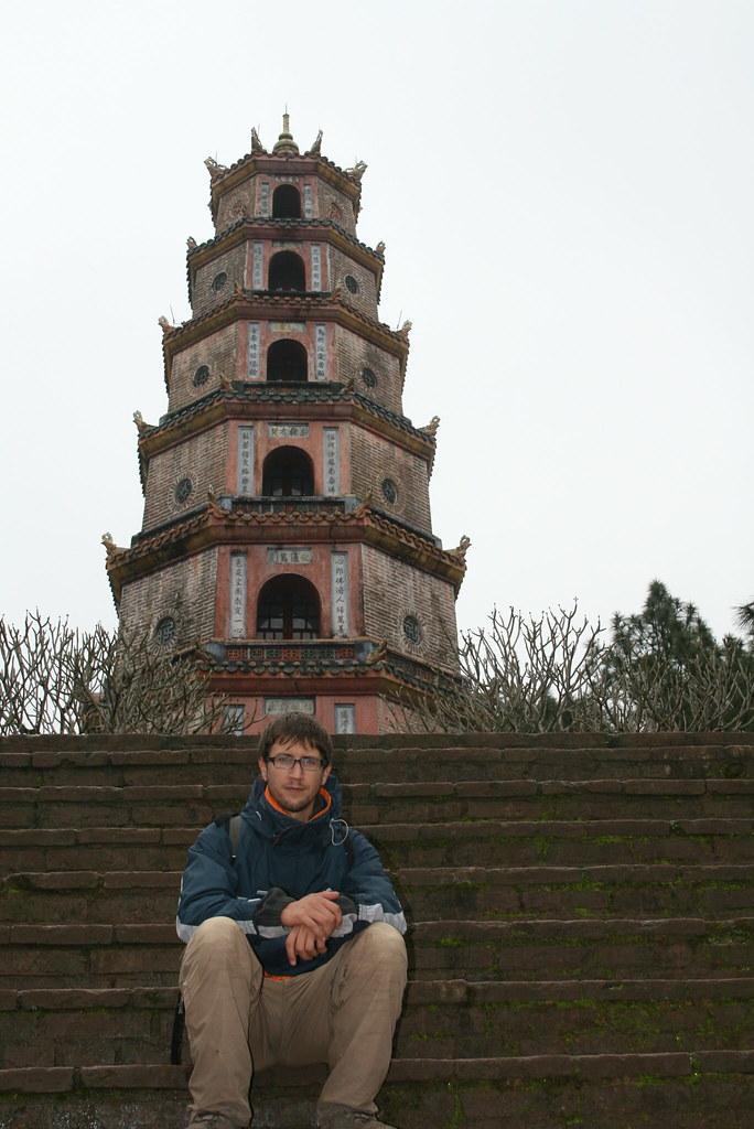 Sentadete en pagoda perfume