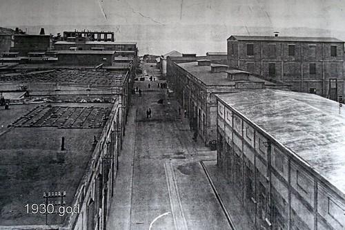 tvornica dalmacija dugi rat