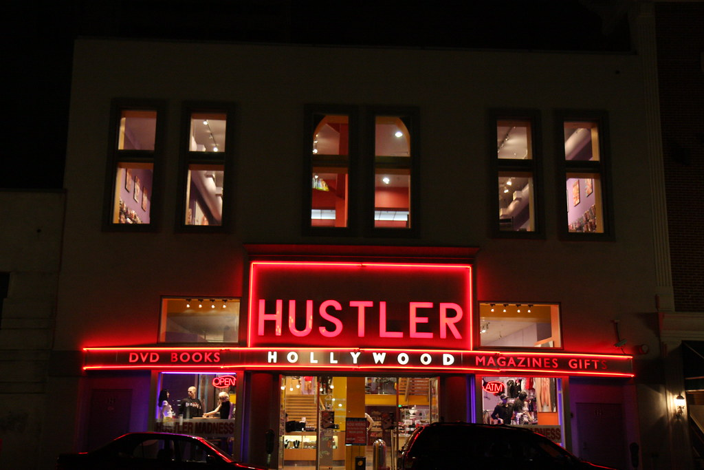 hustler san diego