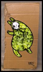 Greenhouse goodness #1 (Bonus Saves) Tags: photo paint cardboard marker carton bonus reused faf permapaque itsyourstakeit