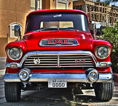 Classic Red GMC - (HDR) (Mishari Al-Reshaid Photography) Tags: red reflection classic cars car photoshop truck canon eos automobile cs2 american autos digitalrebel oldtruck canoneos gmc hdr photoshopcs2 v8 classiccars automobiles classictruck redcar carphotos gmctruck carphotography artphoto canonef24105f4l coolcars gtm americancar carphoto canoncamera redcars photomatix imagestabilizer q80 canonllens 400d ef24105 mishari eos400d canoneos400d digitalrebelxti canon400d aplusphoto kuwaitphoto kuwaitphotos kuwaitcars kvwc excapture kuwaitartphoto gtmq8 kuwaitart kuwaitvoluntaryworkcenter kuwaitvwc grendizer99 hyperdynamicrange kuwaitphotography grendizer99photos misharialreshaid hdrtrucks malreshaid misharyalrasheed