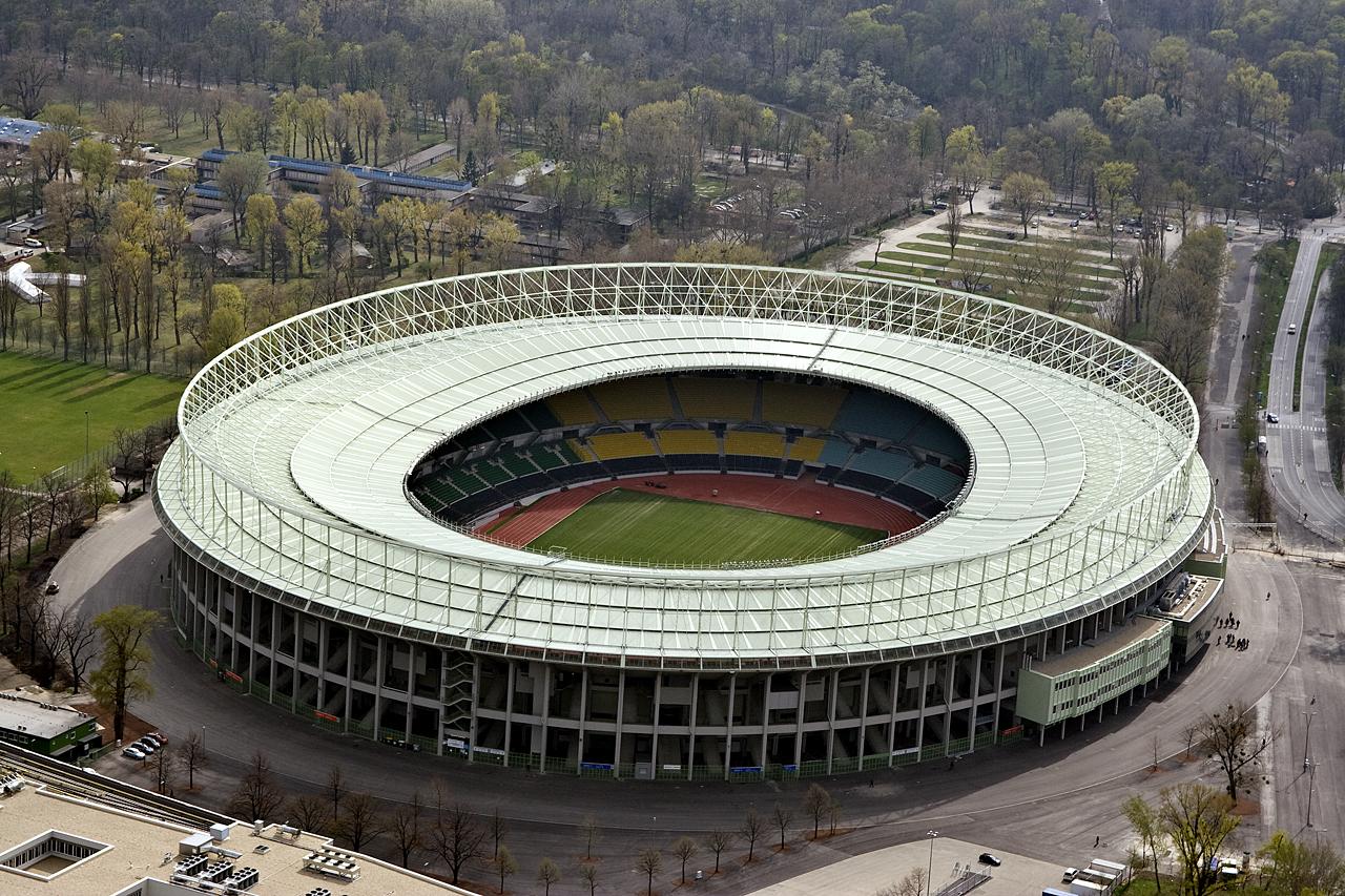 Vienna Ernst Happel Stadion 51718 Skyscrapercity