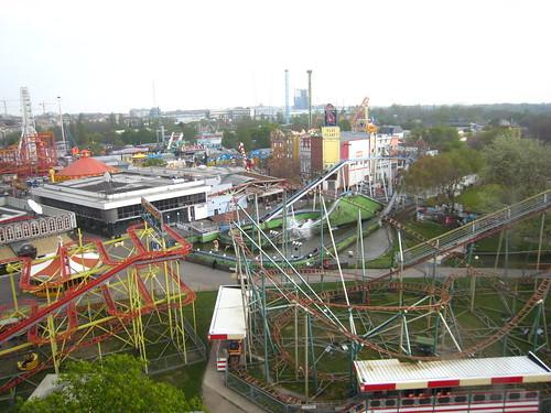 prater rollercoasters reiserad stagvienna
