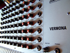 Vermona DRM1 MKII Analog Drum Synthesizer (Matrixsynth) Tags: analog drum synth synthesizer mkii vermona matrixsynth drm1