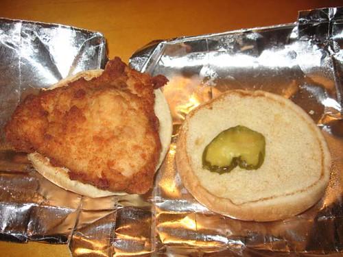Chick-Fil-A Free Sandwich